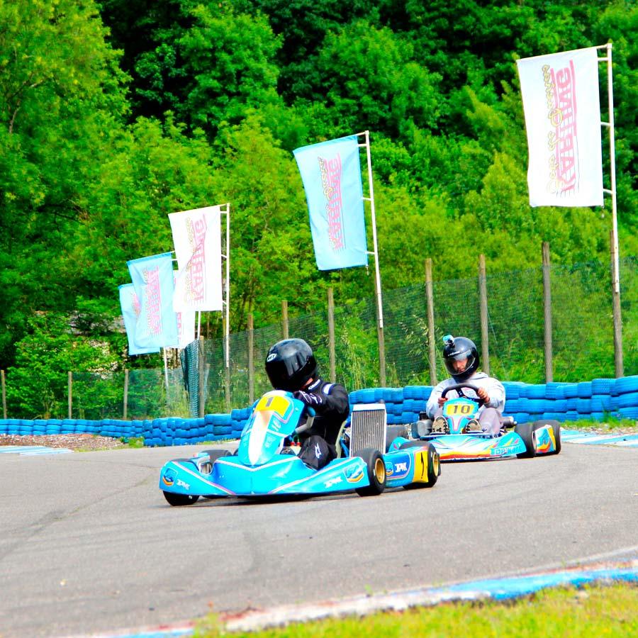 Tarifas karting competición